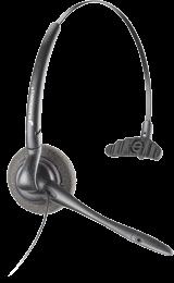h141n Plantronics DuoSet Noice-cancelling Convertible Headset