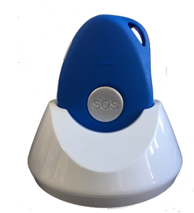 Emergency Go Anywhere Pendant with GPS Positioning